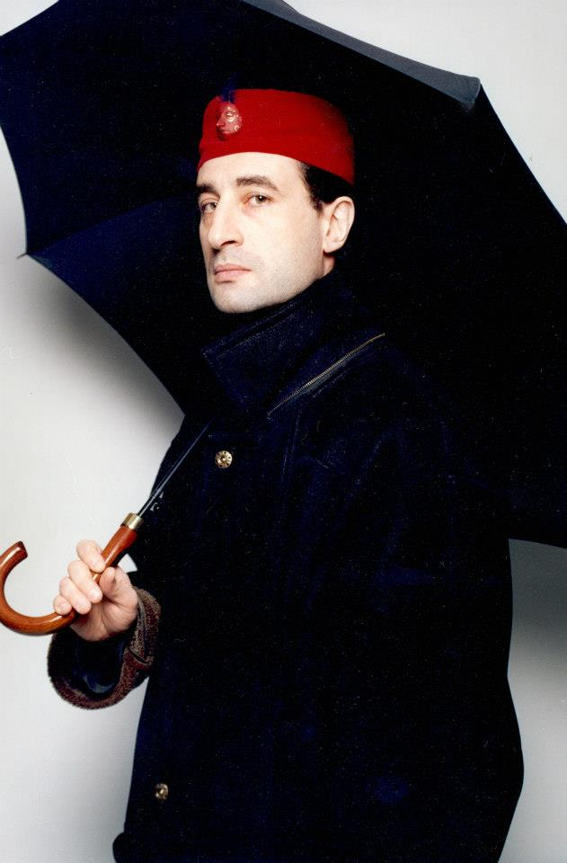 Pavel Antonov. Portraits of Artists II. Борис Юхананов