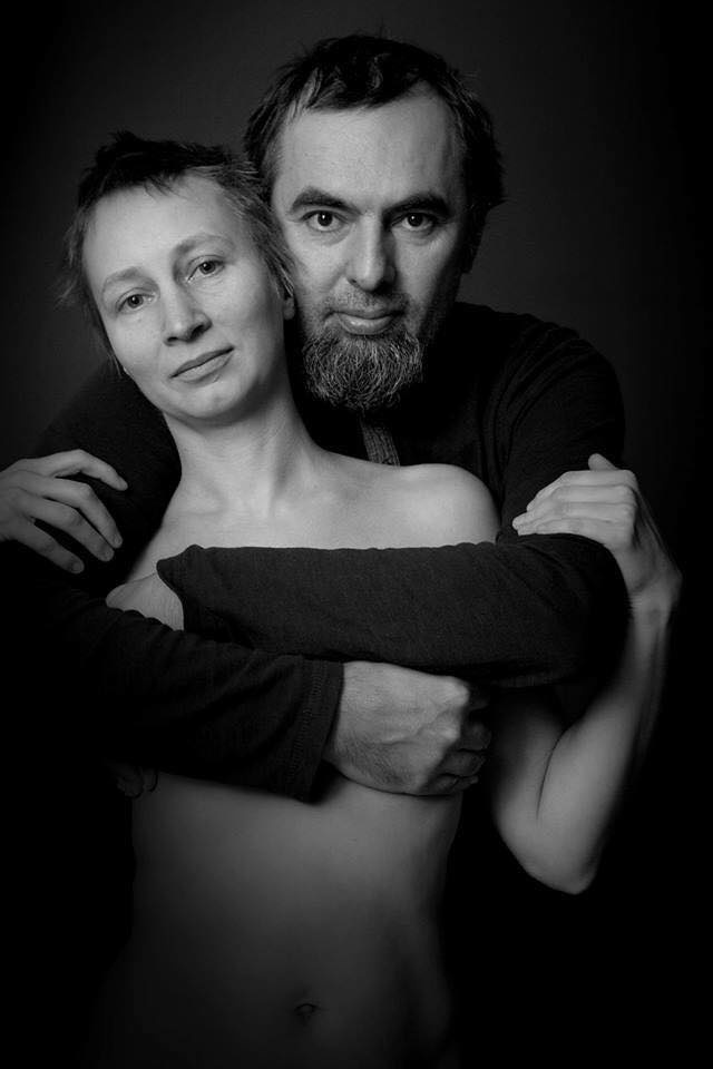 Pavel Antonov. Portraits of Artists II. Михаил Молочников с супругой