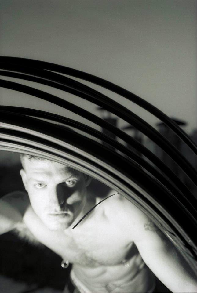 Pavel Antonov. Portraits of Artists II. Слава Могутин