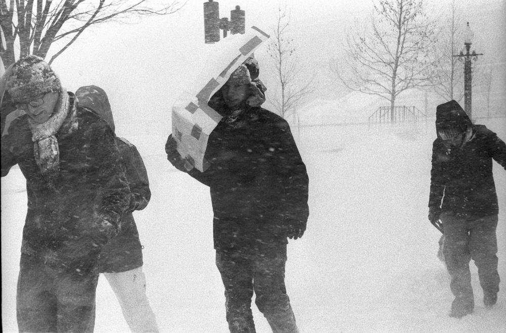 Аня Бочарова. Вашингтон снегопад янв 16. 24a