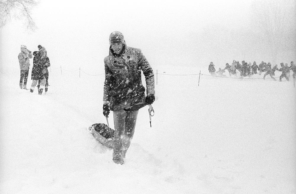 Аня Бочарова. Вашингтон снегопад янв 16. 10f