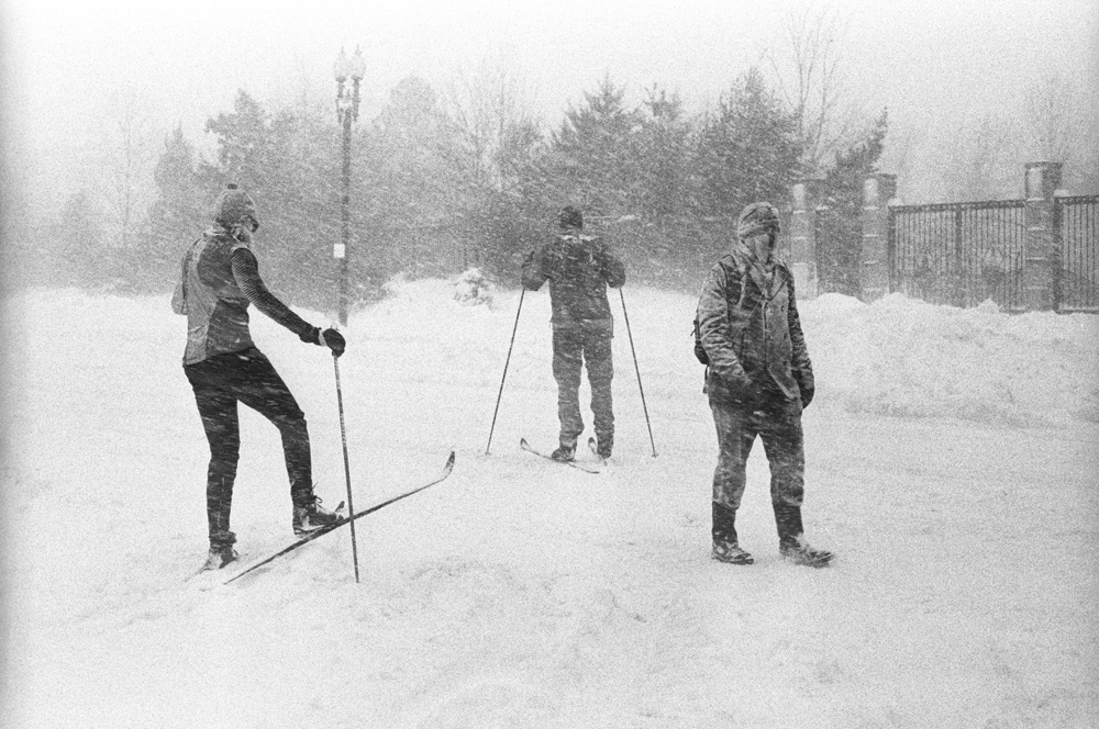 Аня Бочарова. Вашингтон снегопад янв 16. 20a