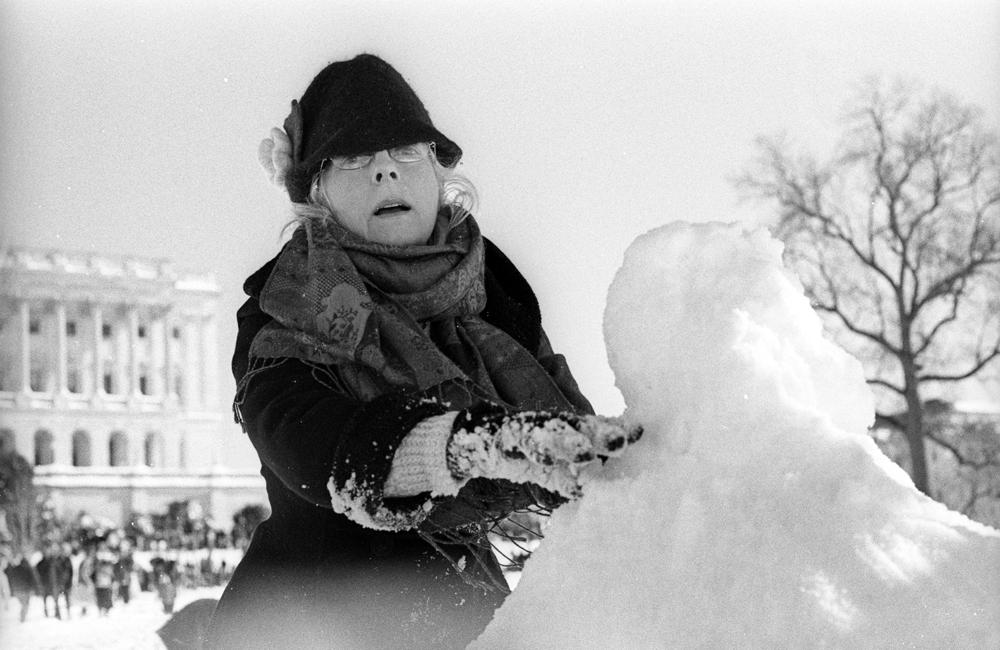 Аня Бочарова. Вашингтон снегопад янв 16. 23a