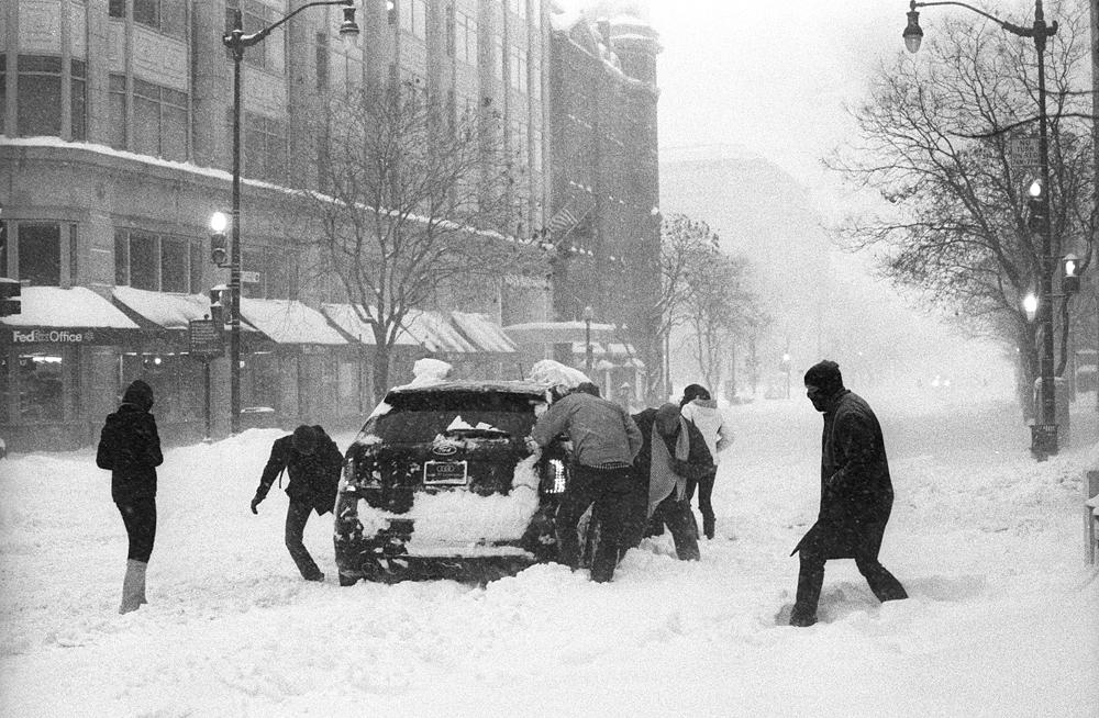 Аня Бочарова. Вашингтон снегопад янв 16. 29a