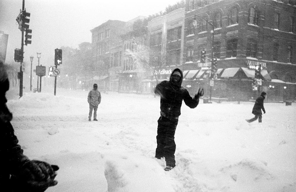 Аня Бочарова. Вашингтон снегопад янв 16. IMG006172