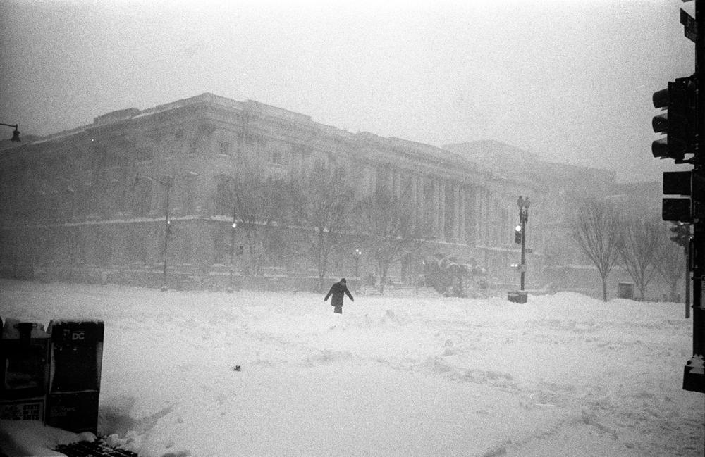 Аня Бочарова. Вашингтон снегопад янв 16. IMG006184