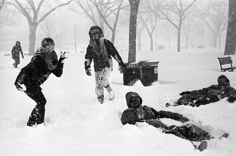 Аня Бочарова. Вашингтон снегопад янв 16. IMG006346