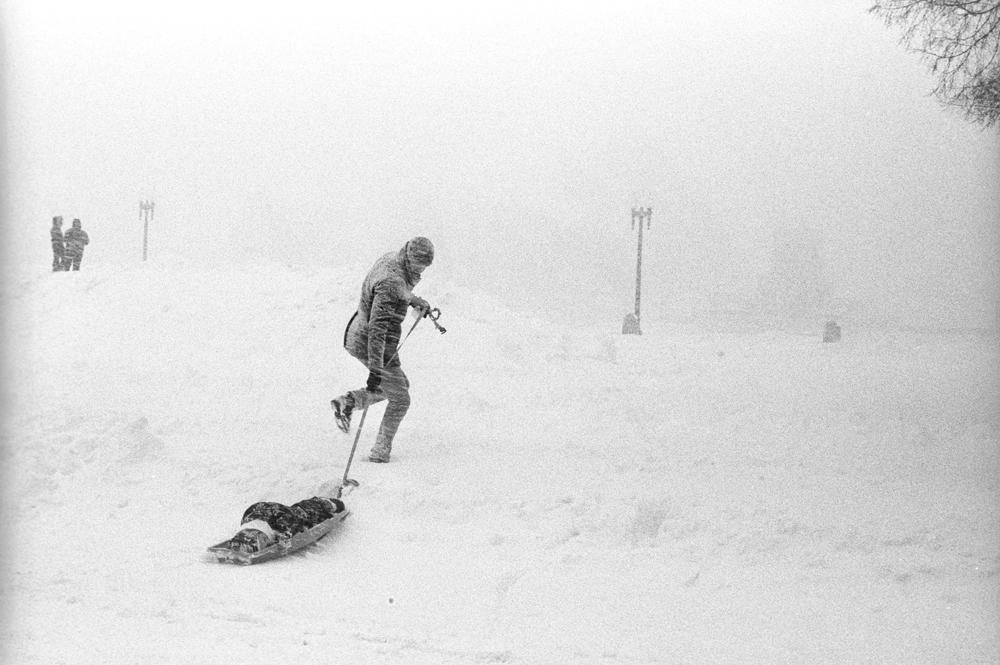 Аня Бочарова. Вашингтон снегопад янв 16. 13a