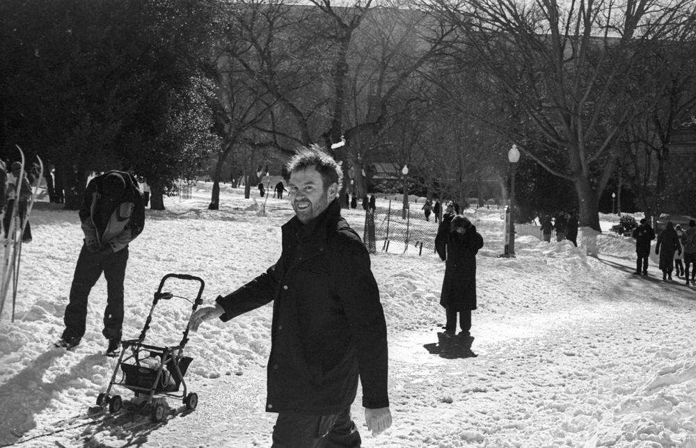 Аня Бочарова. Вашингтон снегопад янв 16. 31a