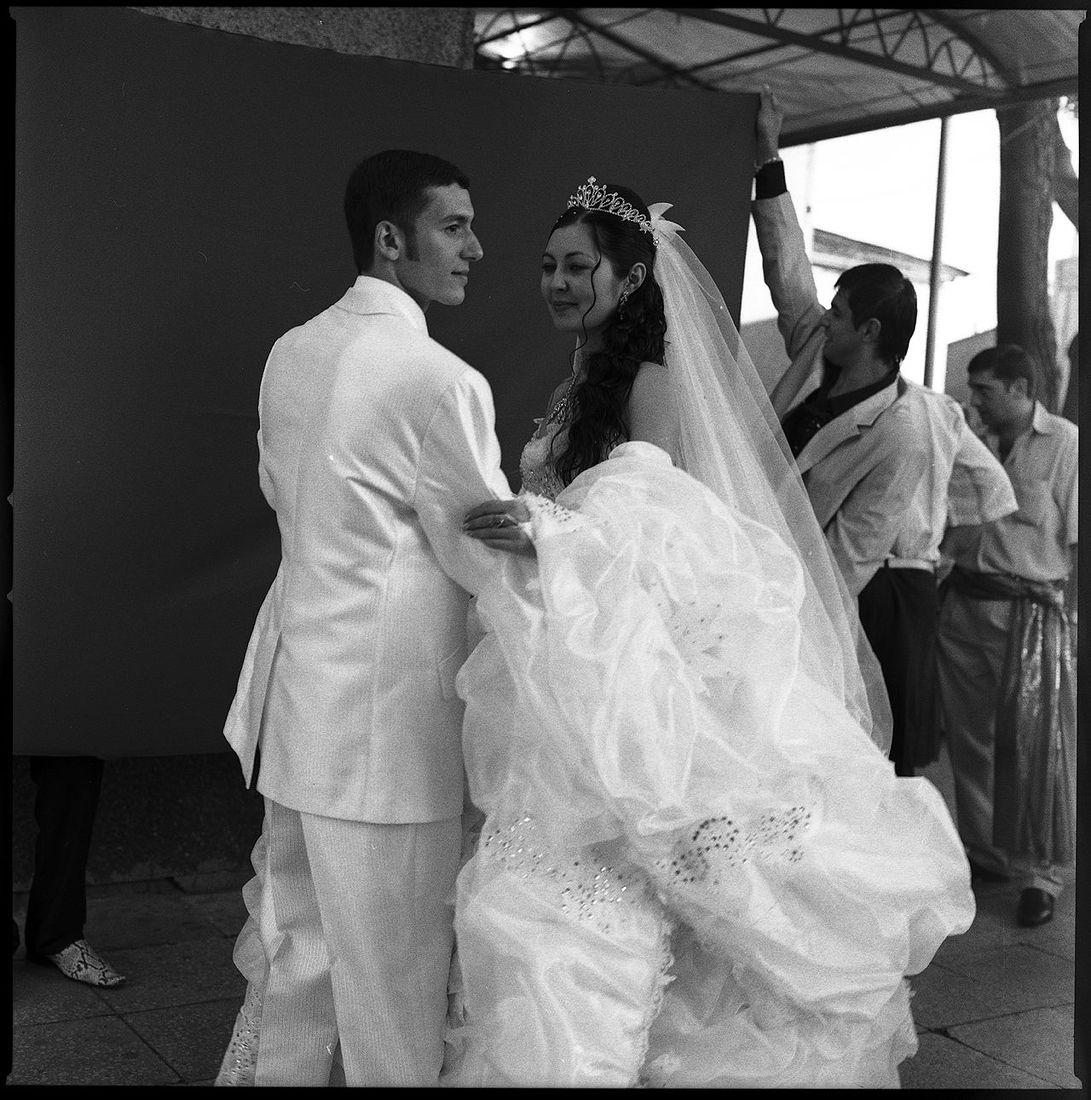 alpauk. Gypsies, wedding. 2007. sent14-05