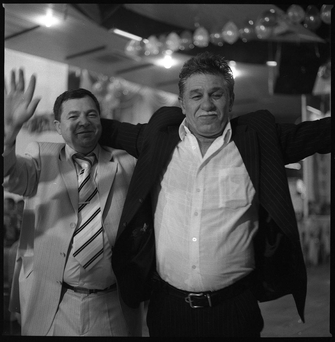 alpauk. Gypsies, wedding. 2007. sent05-09
