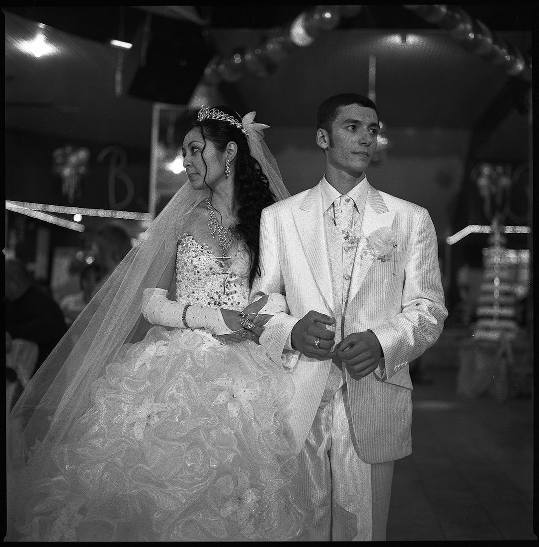 alpauk. Gypsies, wedding. 2007. sent09-03