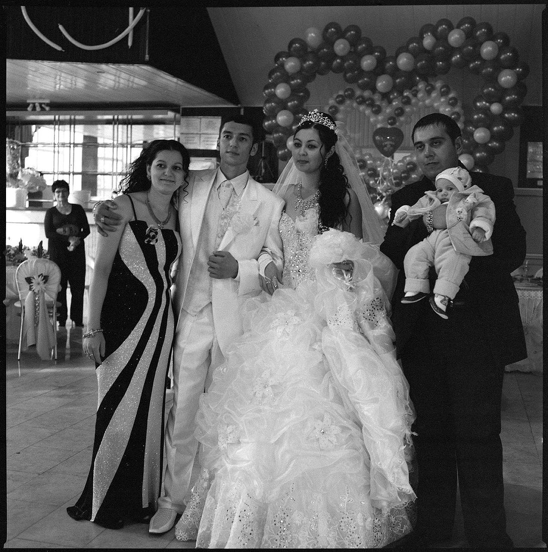 alpauk. Gypsies, wedding. 2007. sent10-06