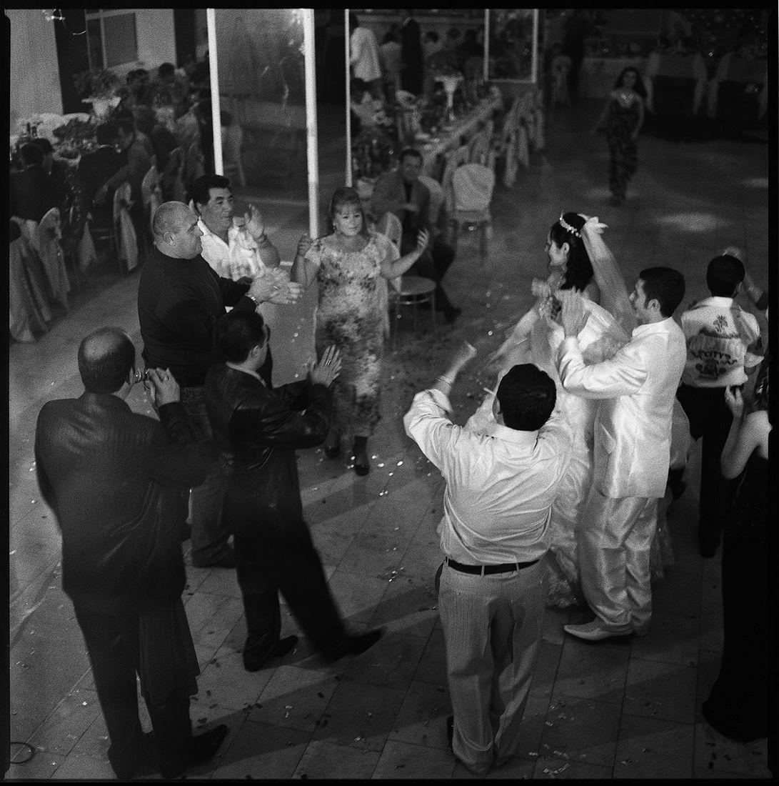 alpauk. Gypsies, wedding. 2007. sent13-01