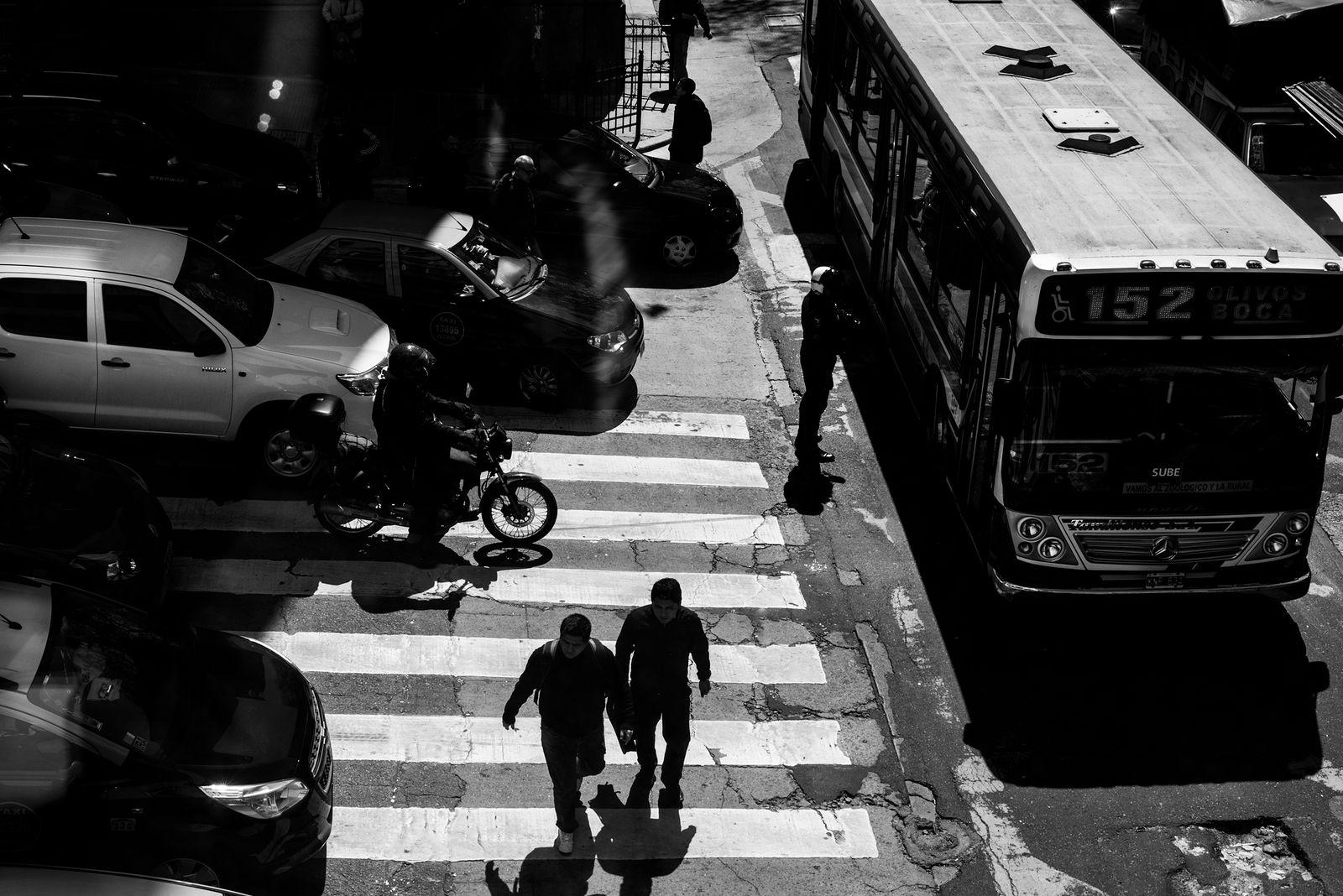 Екатерина Буракова-Шчекич. Аргентина. Улицы Буэнос-Айреса