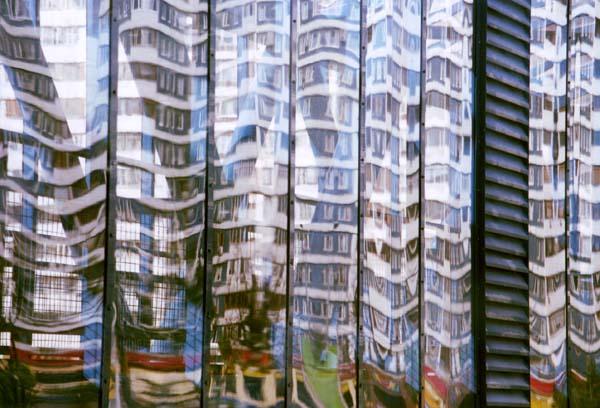 Екатерина Буракова-Шчекич. Москва, как много в этом звуке. отражения улиц