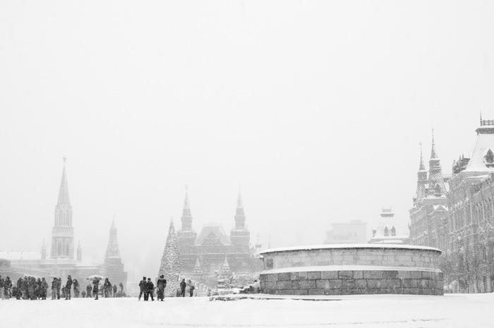 Ekaterina Burakova-Scekic. Moscow. Untitled