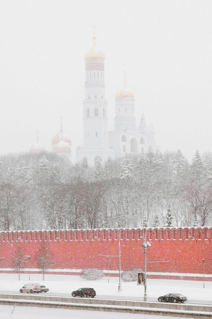 Екатерина Буракова-Шчекич. Москва, как много в этом звуке. Москва.