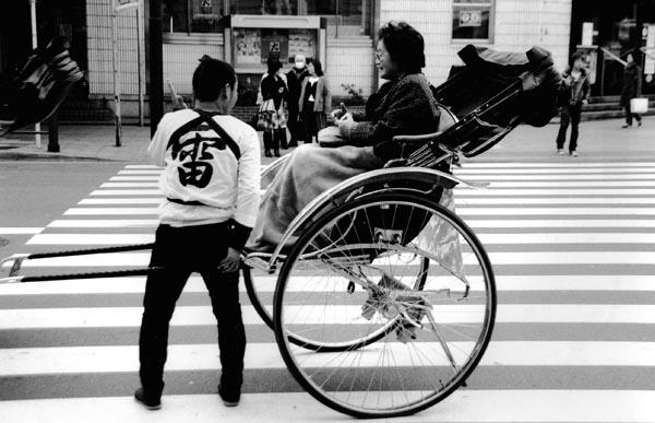 Екатерина Буракова-Шчекич. Япония. 6