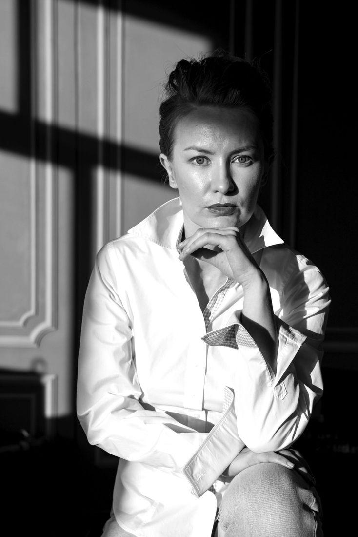 Ekaterina Burakova-Scekic. Anna. Анна
