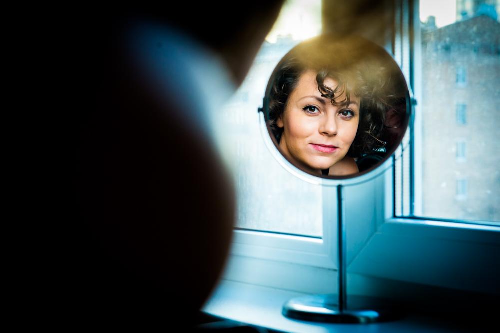 Ekaterina Burakova-Scekic. Katya. Выходной. Останусь дома.