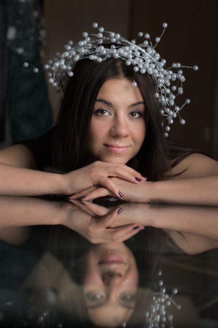 Ekaterina Burakova-Scekic. Nadya. Надя