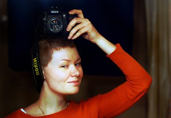 Екатерина Буракова-Шчекич. Себя.. сама для себя