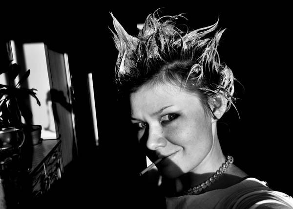 Екатерина Буракова-Шчекич. Себя.. я панк