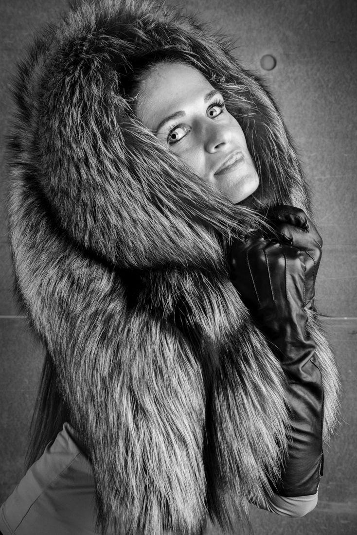 Екатерина Буракова-Шчекич. студийная съемка. Юля
