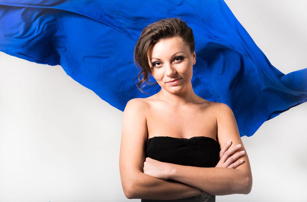 Екатерина Буракова-Шчекич. студийная съемка. ***
